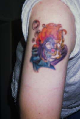 meine begleitung scheiden tattoo